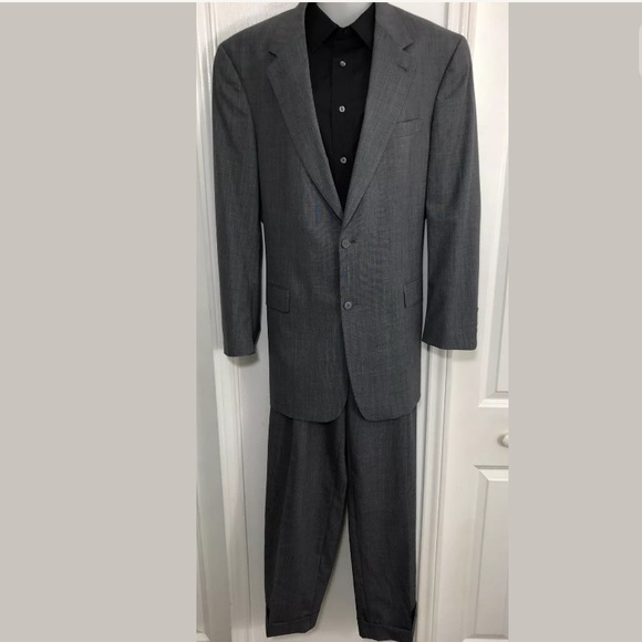 Austin Reed Suits Blazers Austin Reed London 44l 0 Wool Two Piece Suit Poshmark